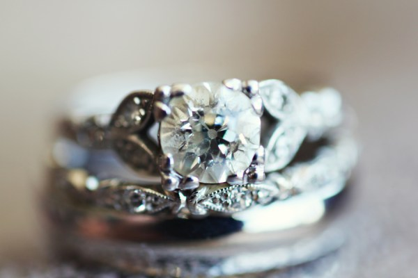 wedding engagement rings Glamorous Mill Wedding North Carolina http://whiteboxphoto.com/