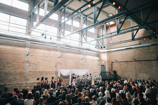 Urban Industrial Wedding in Chicago http://www.jwileyphotography.com/