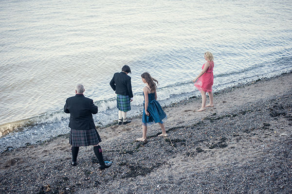 Pink & Blue Seaside Wedding http://www.samwilliamsonphoto.co.uk/