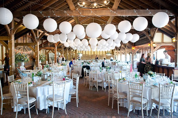 Chic & Relaxed Country Rustic Wedding Lanterns  http://www.sarareeve.com/
