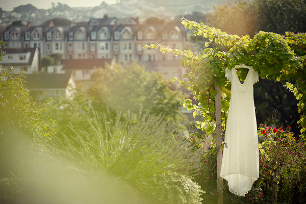 Magical Turquoise Beach Wedding Charlie Brear Dress  http://www.mariannetaylorphotography.co.uk/