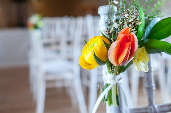 Tulip Spring Wedding Flowers http://www.robertleons.com/