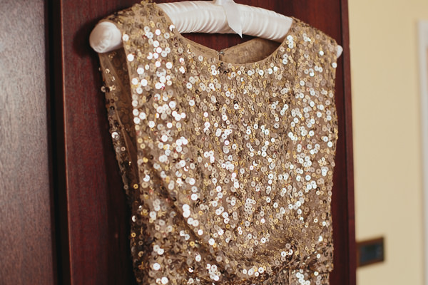 Brighton Sea Front Sequin Glitter Wedding Sequin Dress http://www.redonblonde.com/