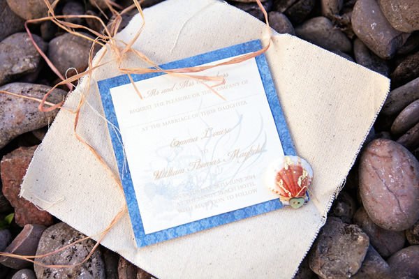 Dreamy Mermaid Wedding Ideas Stationery http://elizabetharmitage.com/