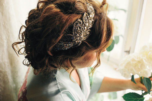Jenny Packham Acacia Bride Fun Superhero Wedding http://hollydeacondesign.com/