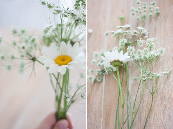 Homegrown DIY Wedding Bridal Bouquet Tutorial 3