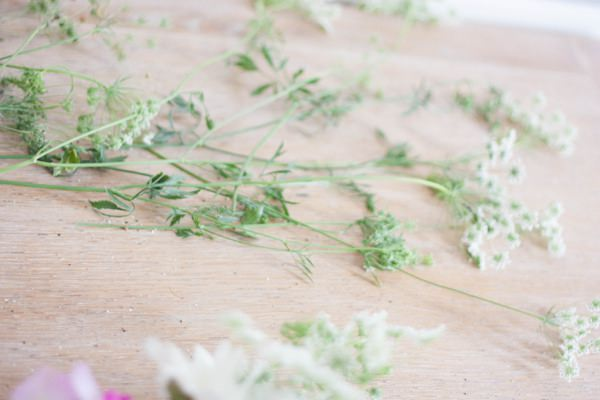 Homegrown DIY Wedding Bridal Bouquet Tutorial 7