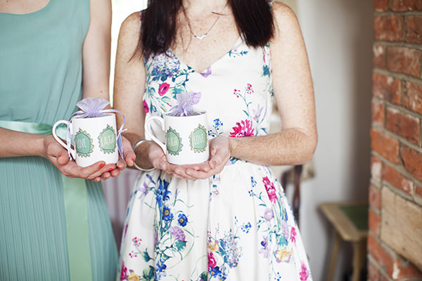 Lavender Farm Barn Wedding Bridesmaid Gifts http://www.jessicaholtphotography.com/