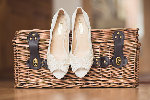 Country Folksy Pre-Raphaelite Wedding Rachel Simpson Shoes http://www.georgimabee.com/