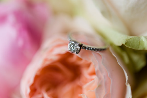 Pretty Pink DIY Farmhouse Wedding Engagement Ring http://www.shootphotography.info/