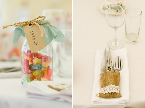 Pretty Pink DIY Farmhouse Wedding Sweet Favours http://www.shootphotography.info/