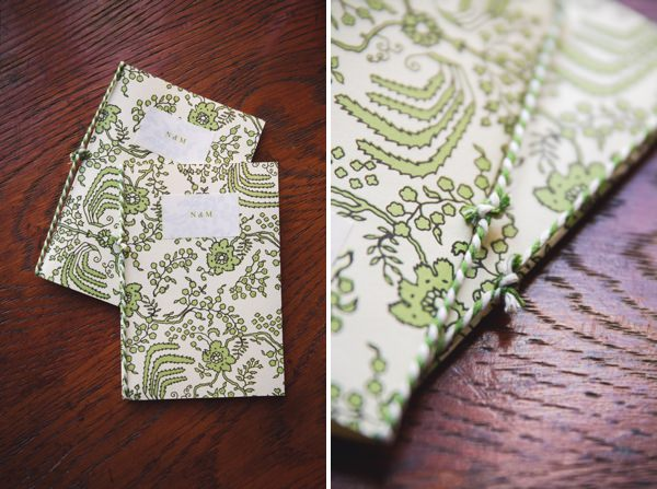 Floral Elegant London Wedding  Botanical Floral Order of Service Stationery http://www.georgimabee.com/