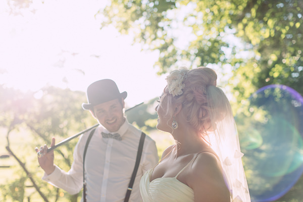 Marie Antoinette Pink Wedding http://www.annapumerphotography.com/