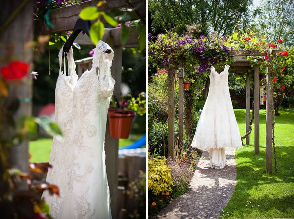 Colourful Crafty Cath Kidston Wedding Justin Alexander Dress http://www.fitzgeraldphotographic.co.uk/