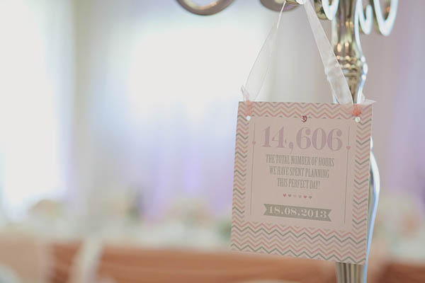 Relaxed Hollywood Glamour Wedding Table Names http://www.pauljosephphotography.co.uk/