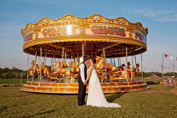 Funfair Farm DIY Wedding http://www.kathrynedwardsphotography.com/