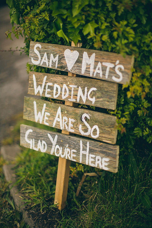 1950s Spring Village Fete Wedding Rustic Wood Sign http://www.lifelinephotography.co.uk/