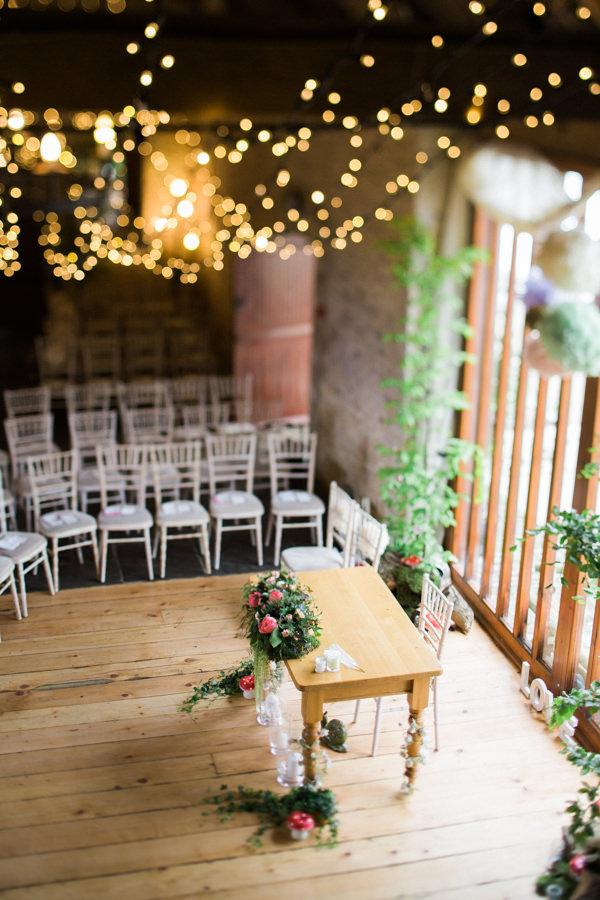 Whimsical Woodland Fairytale Wedding Fairy Lights http://www.lisadawn.co.uk/