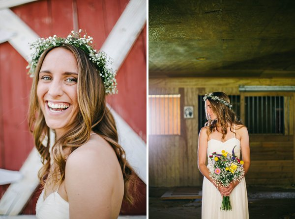 Indie Barefoot Farm Wedding http://jackandhannah.com/