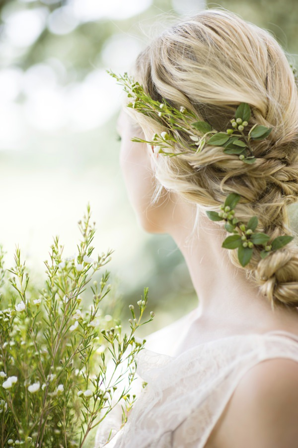 Beautiful Rustic Woodland Bridal Bride http://www.careysheffield.com/