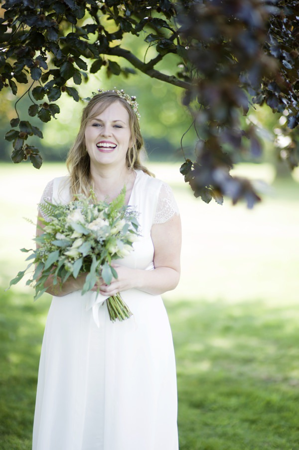 Blossom by Belle & Bunty Wedding Dress Pretty Natural Bohemian Bridal Bride http://www.careysheffield.com/