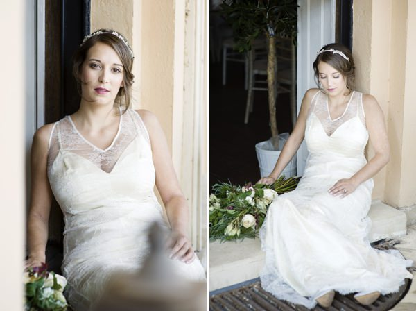 Ethereal English Rose Bridal Bride http://www.careysheffield.com/