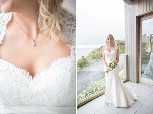 Paloma Blanca Bride Informal Beach Wedding http://www.juliaandyou.com/