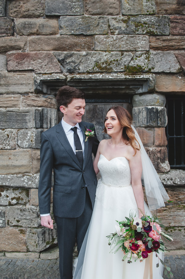 Mismatched City Chic Wedding http://mackphotography.co.uk/
