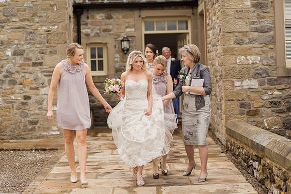 Personal Elegant Dales Wedding http://pauljosephphotography.co.uk/