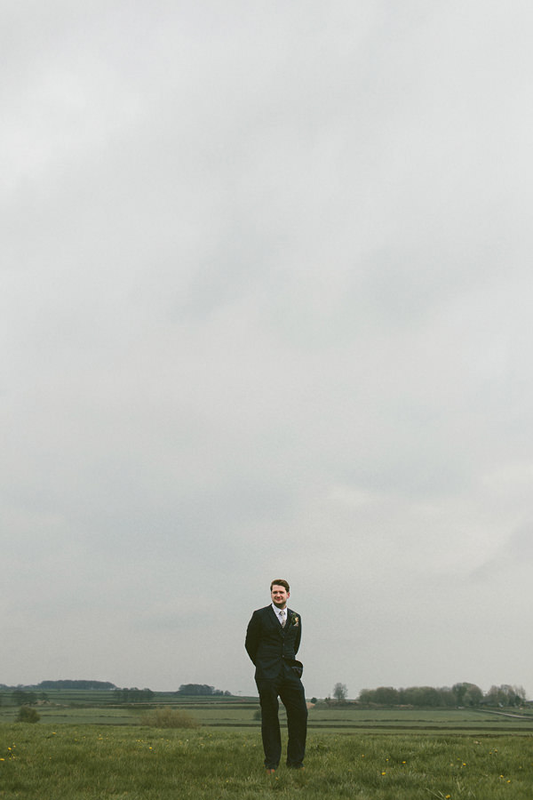 Quirky Stylish Barn Wedding Ted Baker Groom http://www.mikeandtom.co.uk/