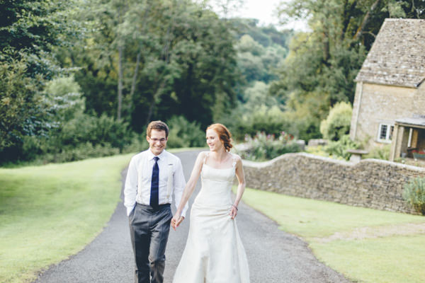 Intimate Cotswolds Village Garden Marquee Wedding http://www.traceyhosey.co.uk/