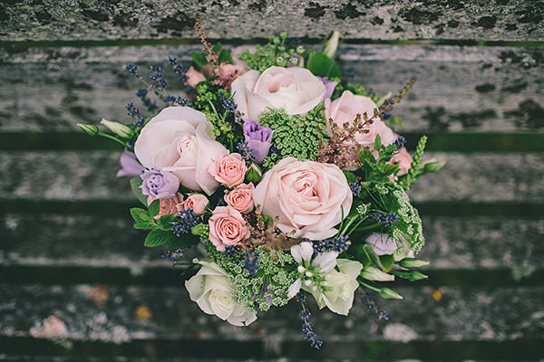 Simple Classic Vintage Yacht Club Wedding Pretty Pink Bridal Bouquet  http://www.jasonmarkharris.com/