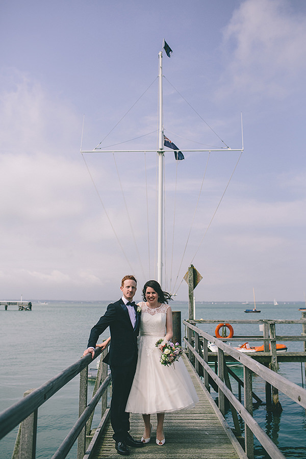 Simple Classic Vintage Yacht Club Wedding http://www.jasonmarkharris.com/