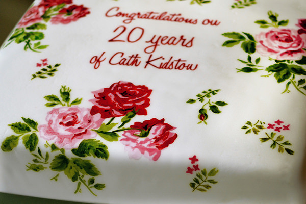 Cath Kidston Cake Wedding Party Painted MurrayMe