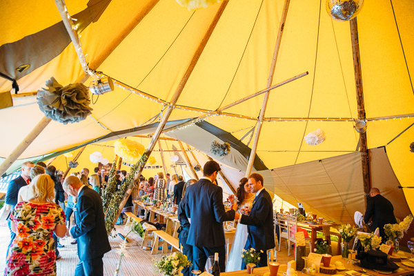 Country Rustic Tipi Wedding http://www.redonblonde.com/