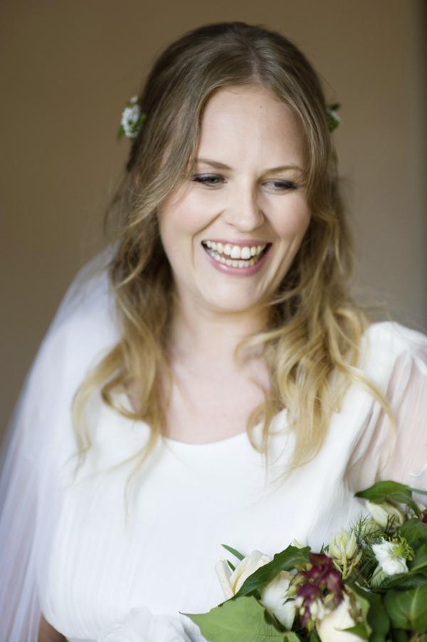 DIY Braid Plait Hair Wedding Bride Style Up Do Tutorial