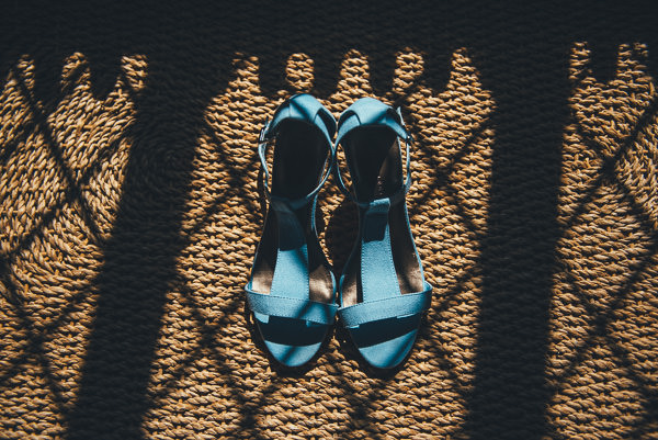 """Our Journey"" Personal Relaxed Fun Wedding Blue Shoes Bride http://nicolathompsonphotography.co.uk/"