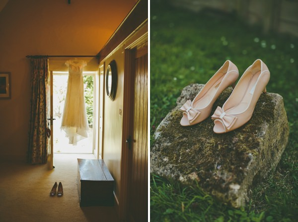 Relaxed Country English Garden Flowers Wedding Rachel Simpson Shoes http://photofactorysite.com/