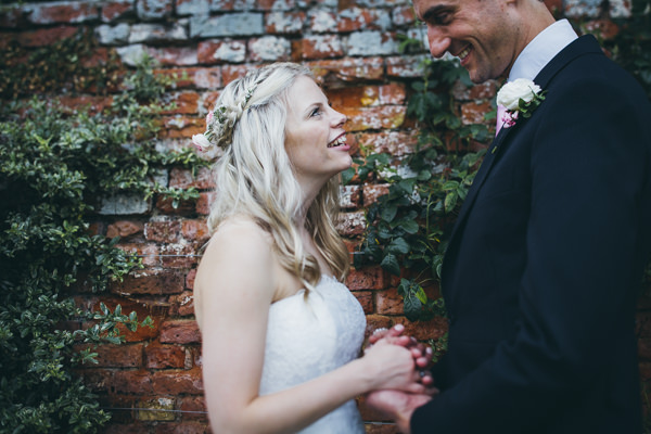 Luxe Traditional Pink Gold Wedding http://www.annataylorphotography.co.uk/