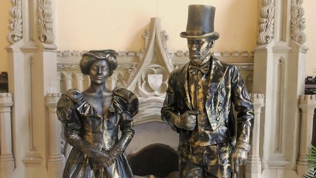 Wedding Entertainment Living Statues
