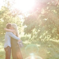 Dreamy Spring Engagement in Hyde Park http://rockyourlovephotography.com/en