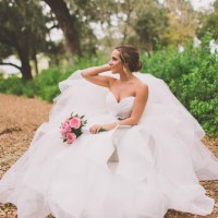 Classic Pink Ranch Florida Wedding http://stacypaulphotography.com/