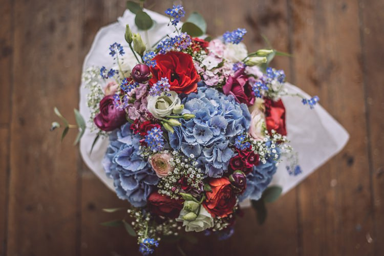 Bouquet Flowers Bride Bridal Brighton Rocks Vintage 1950s Kiss Me Quick Red White Blue Wedding http://www.neilwilliamshaw.co.uk/