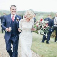 Beautiful Pink Gold Gin Wedding http://jesspetrie.com/