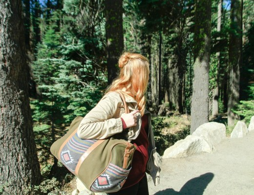 what to pack for half dome village in Yosemite