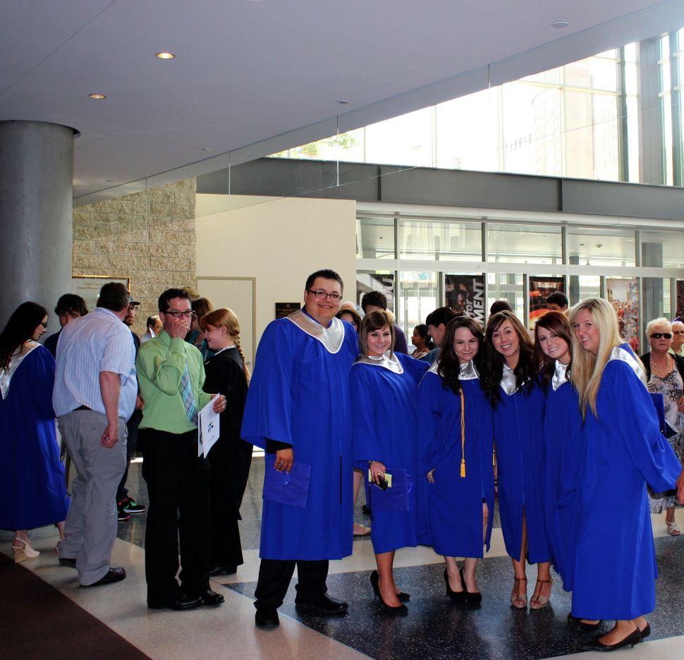 graduates 2013 :)