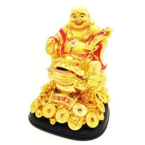 Laughing Buddha for Money
