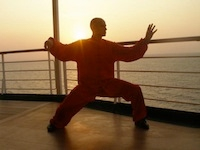 aging gracefully, tai chi practice