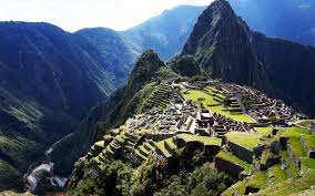 machupichu, power places