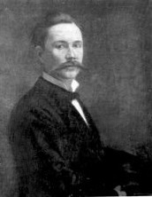 Self-portrait of John Henry Dolph (1835-1903)